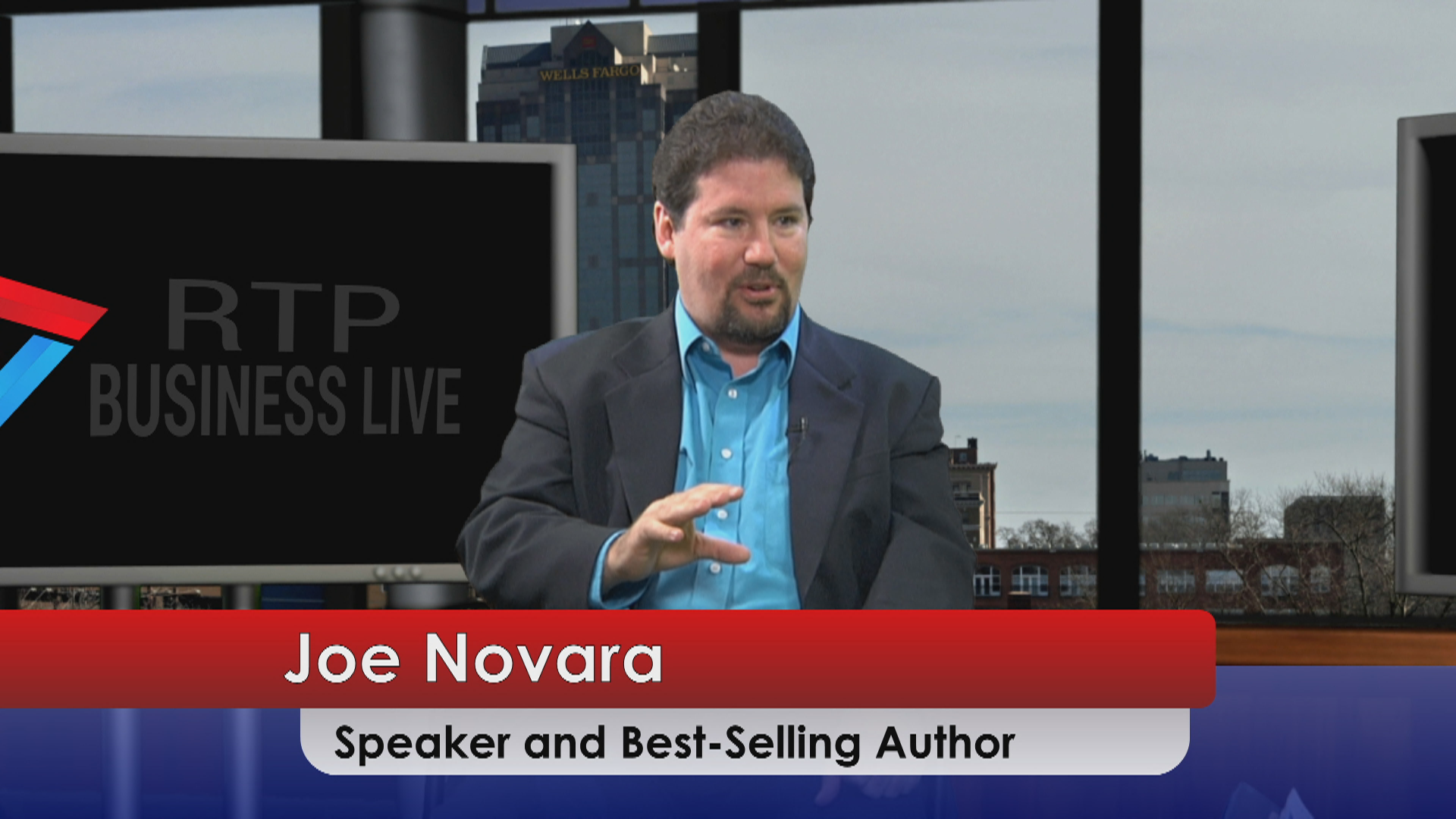 Speaker & Best-selling Author – Joe Novara