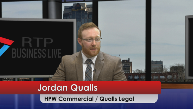 HPW Commercial Real Estate & Qualls Legal – Jordan Qualls, Esq.