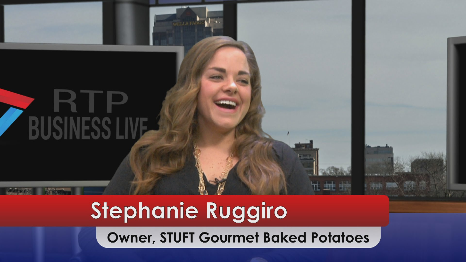 STUFT Gourmet Baked Potatoes – Stephanie Ruggiro