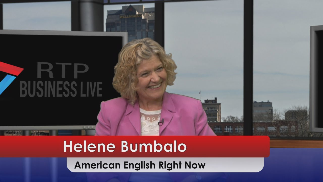 American English Right Now – Helene Bumbalo