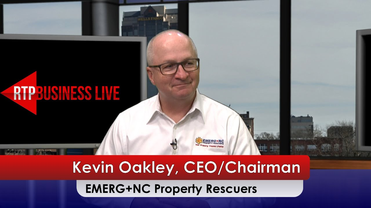 Emerg+NC Property Rescuers – Kevin Oakley