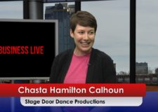 Stage Door Dance Productions – Chasta Hamilton Calhoun